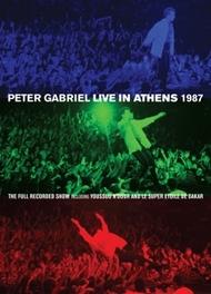 Peter Gabriel - Live In Athens 1987, (DVD) PETER GABRIEL, DVDNL