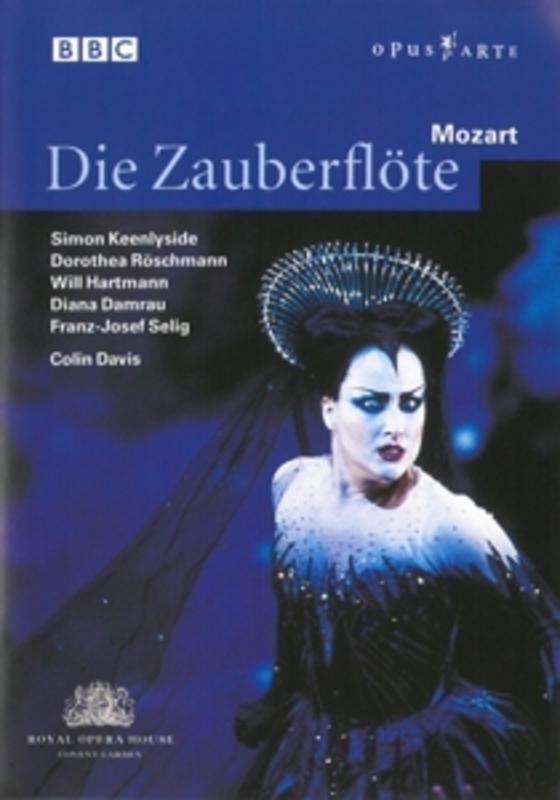 Roschmann/Keenlyside/Royal Opera Ho - Die Zauberflote, (DVD) PAL/ALL REG./ROYAL OPERAHOUSE/NTSC/ALL REGIONS W.A. MOZART, DVD