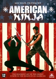 American ninja , (DVD) PAL/REGION 2 MOVIE, DVDNL