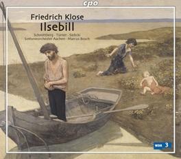 ILSEBILL:TALE OF THE FISH S.O.AACHEN/M.BOSCH Audio CD, F. KLOSE, CD