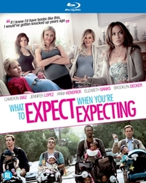 What to expect when you're expecting, (Blu-Ray) .. YOU'RE EXPECTING // W/ CHRIS ROCK, CAMERON DIAZ MOVIE, BLURAY