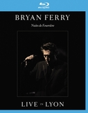 Ferry Bryan - Live In Lyon, (Blu-Ray)