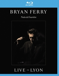 Ferry Bryan - Live In Lyon, (Blu-Ray) BRYAN FERRY, Blu-Ray