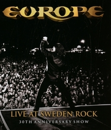 LIVE AT SWEDEN ROCK * 30TH ANNIVERSARY SHOW * EUROPE, BLURAY