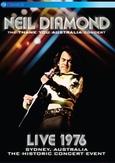 Diamond Neil - Live 1976,...