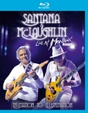 Santana & McLaughlin - Live At Montreux 2011 Invitation To, (Blu-Ray) .. INVITATION TO