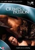Crimes of passion, (DVD) ALL REGIONS // W/ MARIA DE LA FUENTE