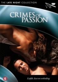 Crimes of passion, (DVD) ALL REGIONS // W/ MARIA DE LA FUENTE MOVIE, DVDNL
