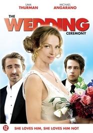 Wedding ceremony, (DVD) CAST: UMA THURMAN & MICHAEL ANGARANO MOVIE, DVDNL