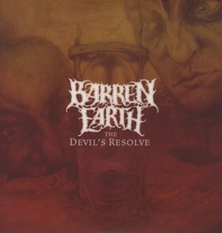 DEVIL'S RESOLVE -HQ- BARREN EARTH, Vinyl LP