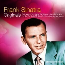 FRANK SINATRA ORIGINALS FRANK SINATRA, CD