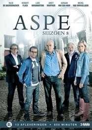 Aspe - Seizoen 8, (DVD) TV SERIES, DVDNL