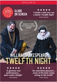 TWELFTH NIGHT CLAIRE VAN KAMPEN/STEPHEN FRY/MARK RYLANCE W. SHAKESPEARE, DVDNL
