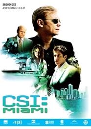 CSI: Miami - Seizoen 6 (6DVD)