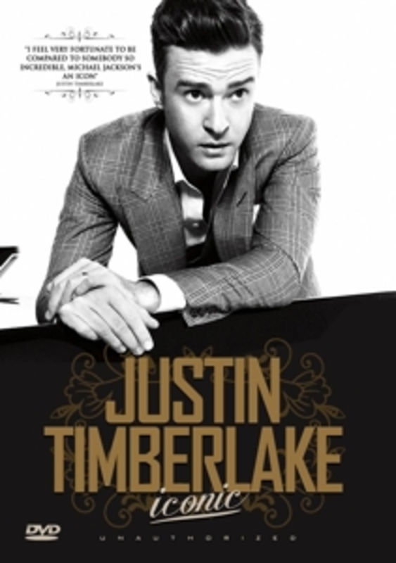 JUSTIN TIMBERLAKE -.. .. ICONIC DOCUMENTARY, DVDNL