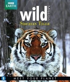 BBC earth - Wild mission siberian tiger, (Blu-Ray) .. TIGER DOCUMENTARY/BBC EARTH, Blu-Ray