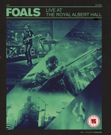 LIVE AT THE ROYAL.. .. ALBERT HALL FOALS, Blu-Ray