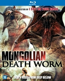 Mongolian Death Worm (Blu-ray)