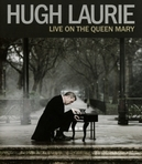 Hugh Laurie - Live On The Queen Mary, (Blu-Ray) BONUS:DOCUMENTARY + INTERVIEW