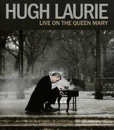 Hugh Laurie - Live On The Queen Mary, (Blu-Ray) BONUS:DOCUMENTARY + INTERVIEW Laurie, Hugh, BLURAY