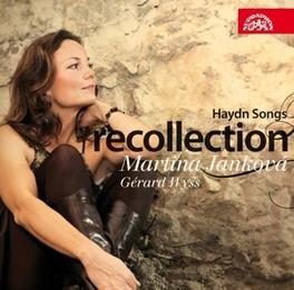 SONGS - RECOLLECTION JANKOVA/BURGUNDER/ABELE Audio CD, J. HAYDN, CD