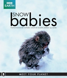 BBC earth - Snow babies, (Blu-Ray) ALL REGIONS DOCUMENTARY/BBC EARTH, Blu-Ray
