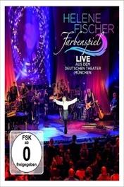 Helene Fischer - Farbenspiel (Live aus dem Deutschen theater München), (Blu-Ray) AUS DEM DEUTSCHEN THEATER MUNCHE HELENE FISCHER, BLURAY