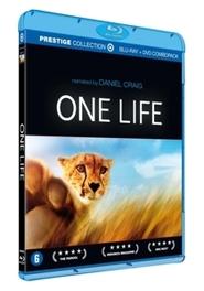 One life, (Blu-Ray) ALL REGIONS // NARRATED BY DANIEL CRAIG DOCUMENTARY/BBC EARTH, Blu-Ray