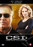 CSI - Seizoen 3, (DVD)