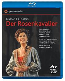 DER ROSENKAVALIER SYDNEY 2012 R. STRAUSS, Blu-Ray
