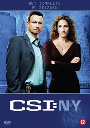 CSI: New York - Seizoen 2 (6DVD)