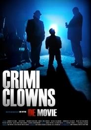 Crimi clowns, (DVD) ALL REGIONS // W/ JOHNNY DE MOL, LUC CAALS MOVIE, DVDNL
