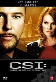 CSI: Crime Scene Investigation - Seizoen 7