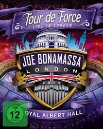 TOUR DE FORCE - ROYAL.. .. ALBERT HALL - LONDON, MARCH 30, 2013- JOE BONAMASSA, DVDNL