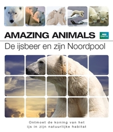 Amazing animals - De ijsbeer en zijn Noordpool, (Blu-Ray) ALL REGIONS DOCUMENTARY/BBC EARTH, Blu-Ray
