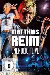 UNENDLICH LIVE PAL/ALL REGIONS Reim, Matthias, DVDNL