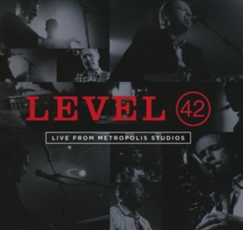 LIVE FROM.. -DVD+CD- LEVEL 42, DVDNL