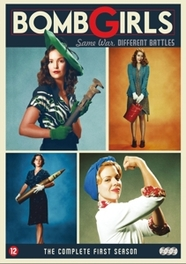 Bomb girls - Seizoen 1, (DVD) W/ MEG TILLY, JODI BALFOUR AND CHARLOTTE HEGELE TV SERIES, DVDNL