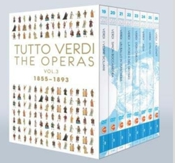 TUTTO VERDI BOX 3 THE OPERAS 1855-1893//NTSC, ALL REGIONS