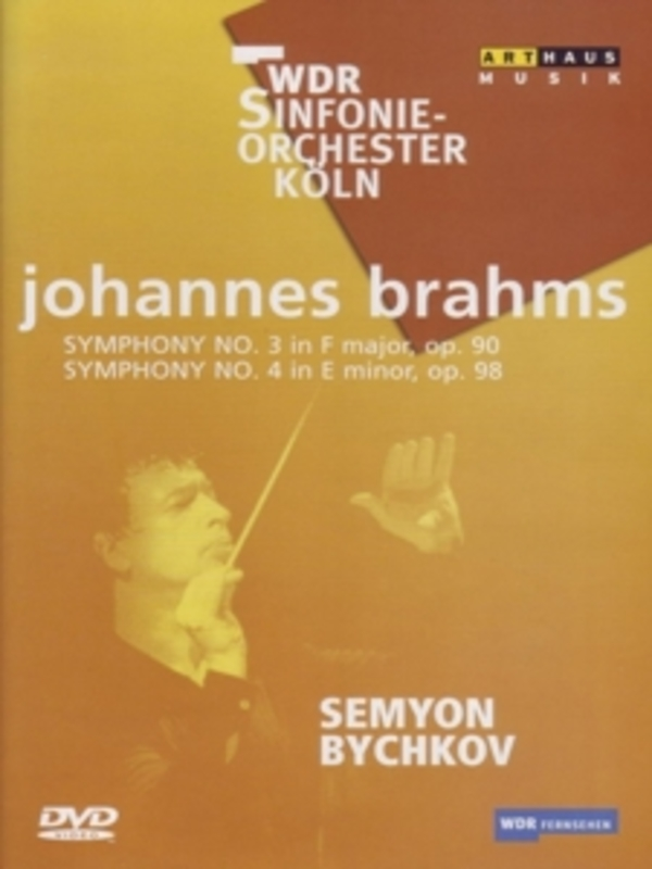 Brahms Symphonies No 3&4