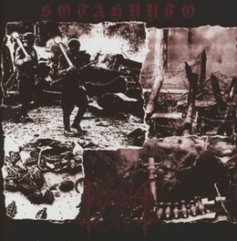 SOTAHUUTO TOTALLY DEDICATED TO THE 'BATHORY' STYLE HORNA, CD