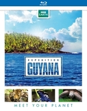 Expedition Guyana, (Blu-Ray) ALL REGIONS