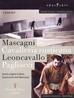 CAVALLERIA RUSTICANA/PAGLIACCI, MASCAGNI/LEONCAVALLO, COBOS, J.L. NTSC/ALL REGIONS W/JESUS LOPEZ COBOS/GIANCARLO D.MONACO