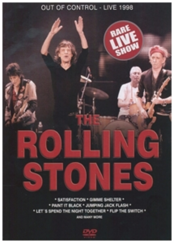 Rolling Stones - Out Of Control (Live 1998), (DVD) .. 1998 ROLLING STONES, DVDNL