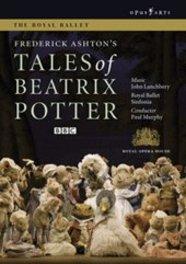 TALES OF BEATRIX POTTER, ASHTON, FREDERICK, MURPHY, P. P.MURPHY//NTSC/ALL REGIONS DVD, F. ASHTON, DVD