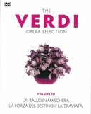 VERDI OPERA SELECTION UN BALLO IN MASCHERA/LA TRAVIATA/LA FORZA DEL DESTINO