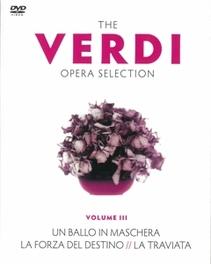 VERDI OPERA SELECTION UN BALLO IN MASCHERA/LA TRAVIATA/LA FORZA DEL DESTINO Un Ballo in Maschera // La Forza del Destino // La Traviata, G. VERDI, DVDNL