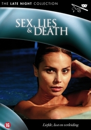 Sex lies & death, (DVD) CAST: ANDREA LOPEZ, JUAN PABLO SHUK MOVIE, DVDNL