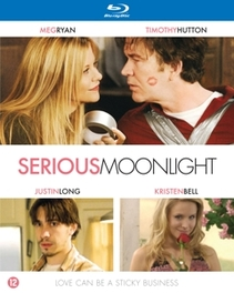 Serious moonlight, (Blu-Ray) ALL REGIONS // W/MEG RYAN, TIMOTHY HUTTON MOVIE, Blu-Ray