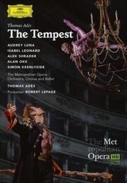 TEMPEST THOMAS ADES, DVDNL